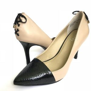 Levity Jalone pumps